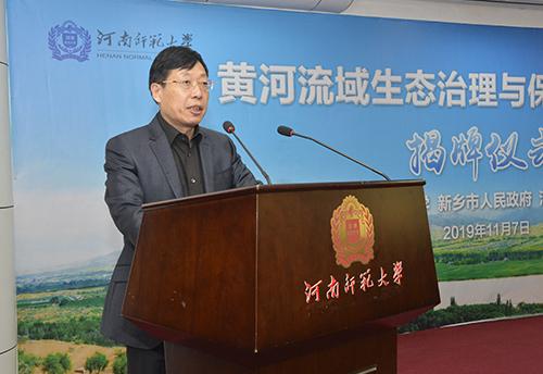 河南省教育厅总督学李金川讲话
