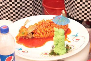 丁香园餐厅《松鼠鱼》